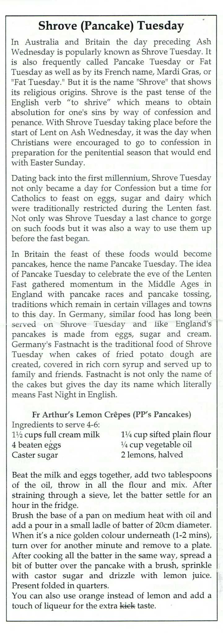 shrove-tuesday